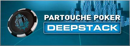 Partouche Poker Deepstack