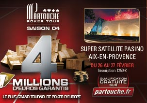 Partouche poker tour 2011