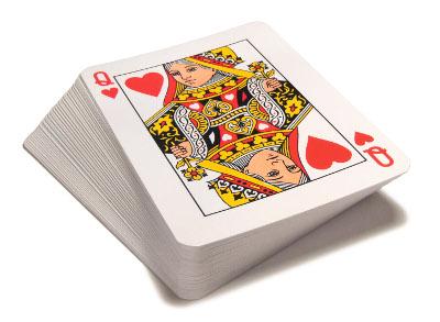 Cartes poker 2010