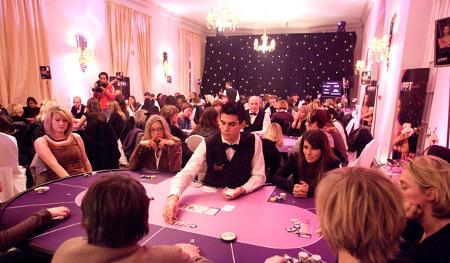 Joueuses de poker